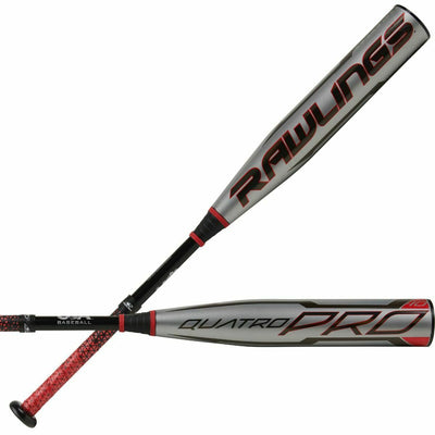 Rawlings Quatro Pro USA Baseball Bat Drop 8 US1Q8