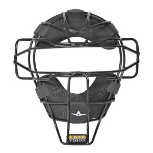 AllStar Lightweight Ultracool Catchers Facemask FM25LUC vs. Easton Speed Elite Traditional Catchers Mask A165098