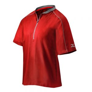 Rawlings Men's Triple Threat Jacket vs. Mizuno Adult Comp Short-Sleeve Batting Jacket