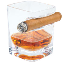 Redbud Roots Signature Whiskey Cigar Glass