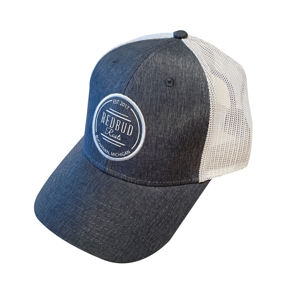 RBR Denim Stitched Trucker Hat