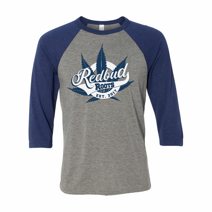 Redbud Roots League 3/4 Sleeve Shirt