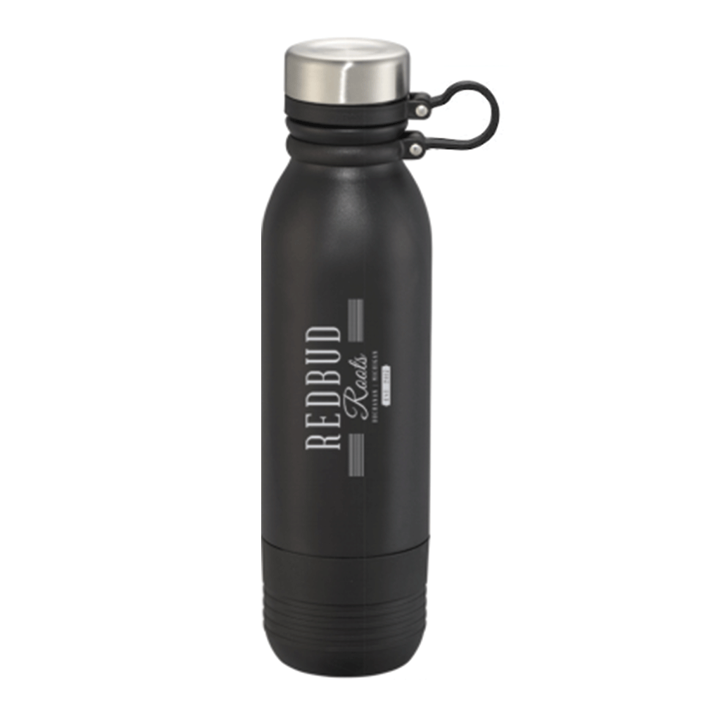 Redbud Roots Signature Water Bottle (with storage container)