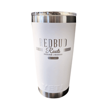 Redbud Roots Branded Yeti 20oz. Tumbler – 4 Colors