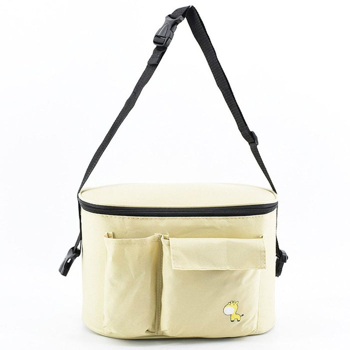 Durable Portable Day-Out Bag with Shoulder Strap