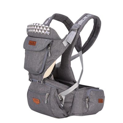 Premium Comfort Baby Carrier with Storage