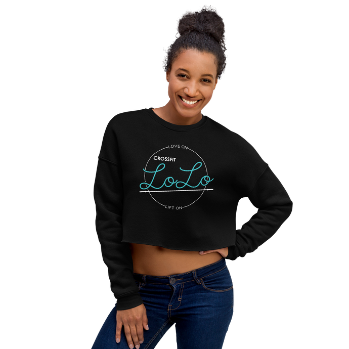 LoLo Lady Crop Sweatshirt