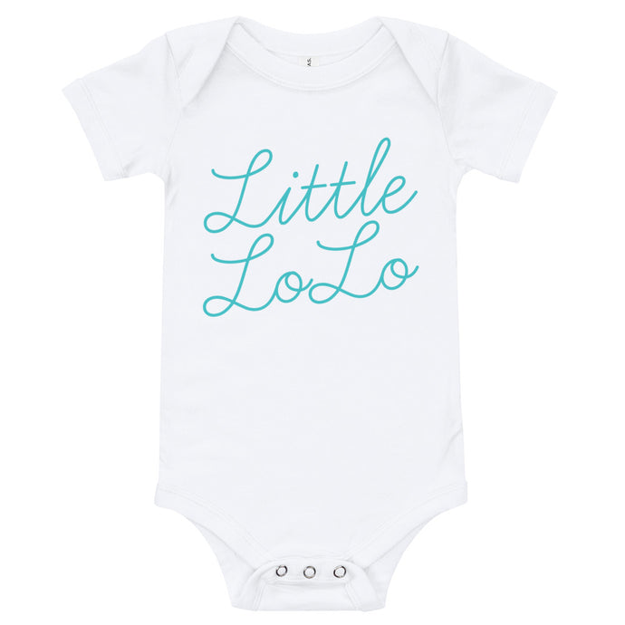 Little LoLo body suit