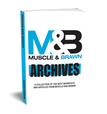 Muscle and Brawn Archives BOOK