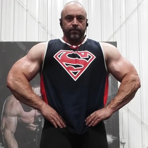 Massive Iron Weekend - Powerbuilding Seminar