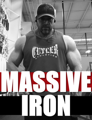 Massive Iron Collection - PRE-ORDER