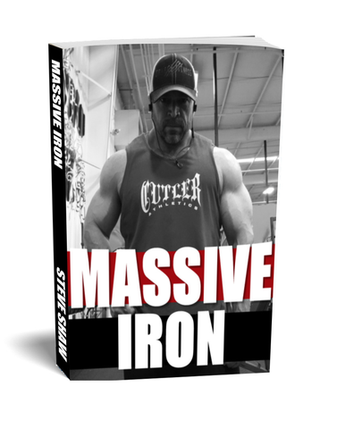 Massive Iron Expanded Edition BOOK