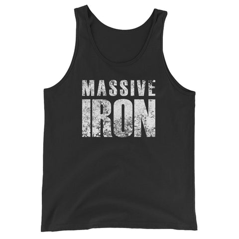 """Massive Iron"" Unisex  Tank Top"