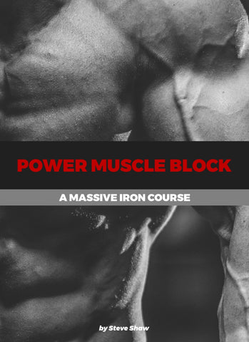 COMPLETE Massive Iron Course Collection