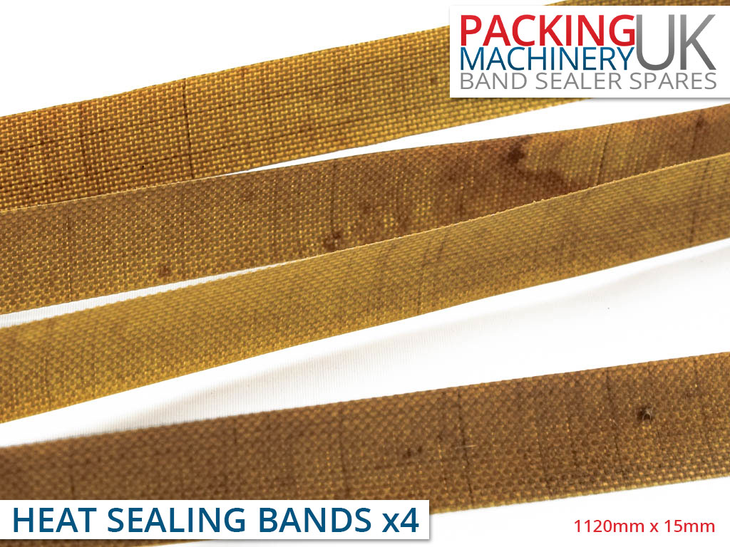 Teflon Heat Sealer Bands for Continuous Band Sealers