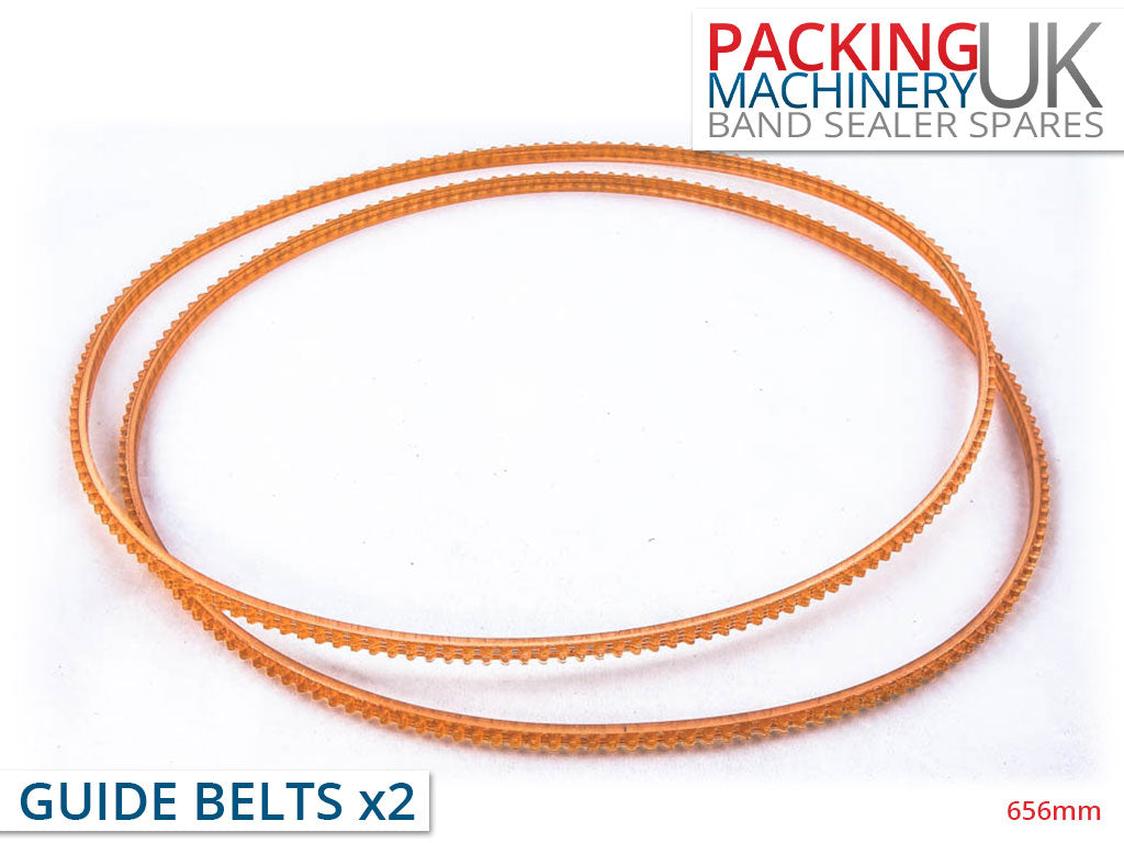 Toothed Guide Belt - 656mm [for CPS-900]
