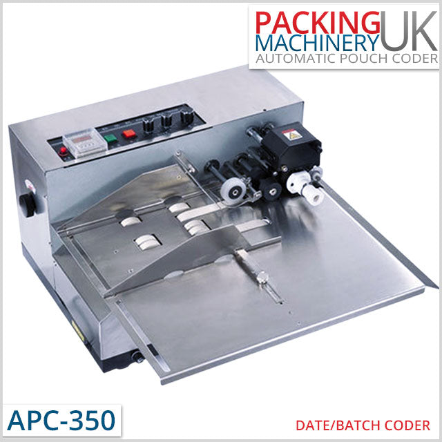 APC-350 Automatic Pouch Coder