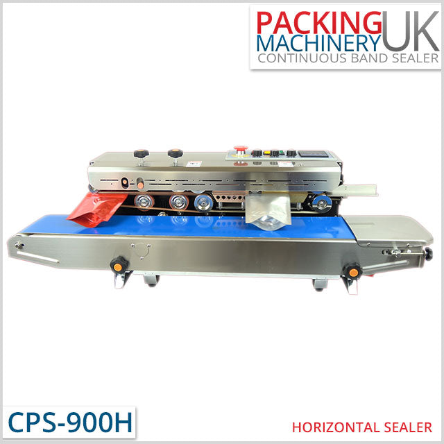CPS-900H Continuous Band Sealer - Horizontal Operation