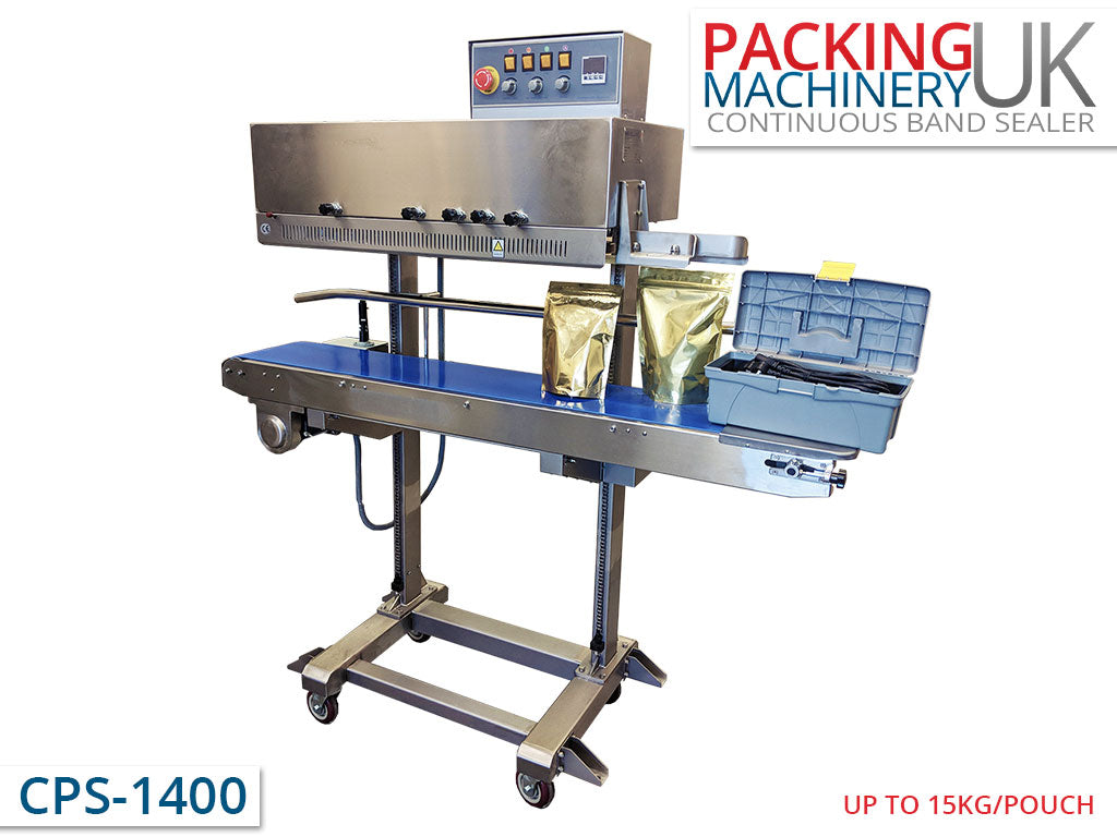 CPS-1400 Continuous Band Sealer