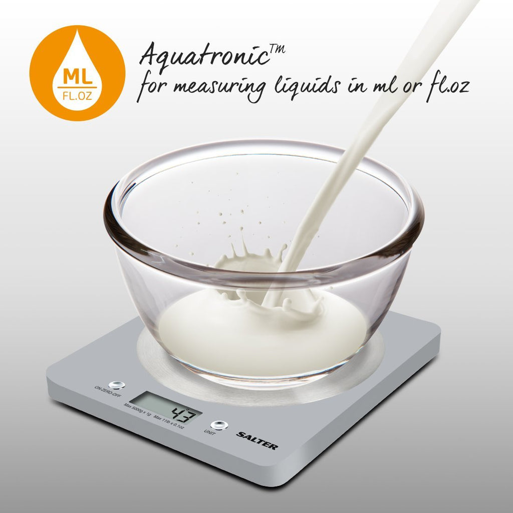 Salter Digital Weighing Scales - Aquatronic