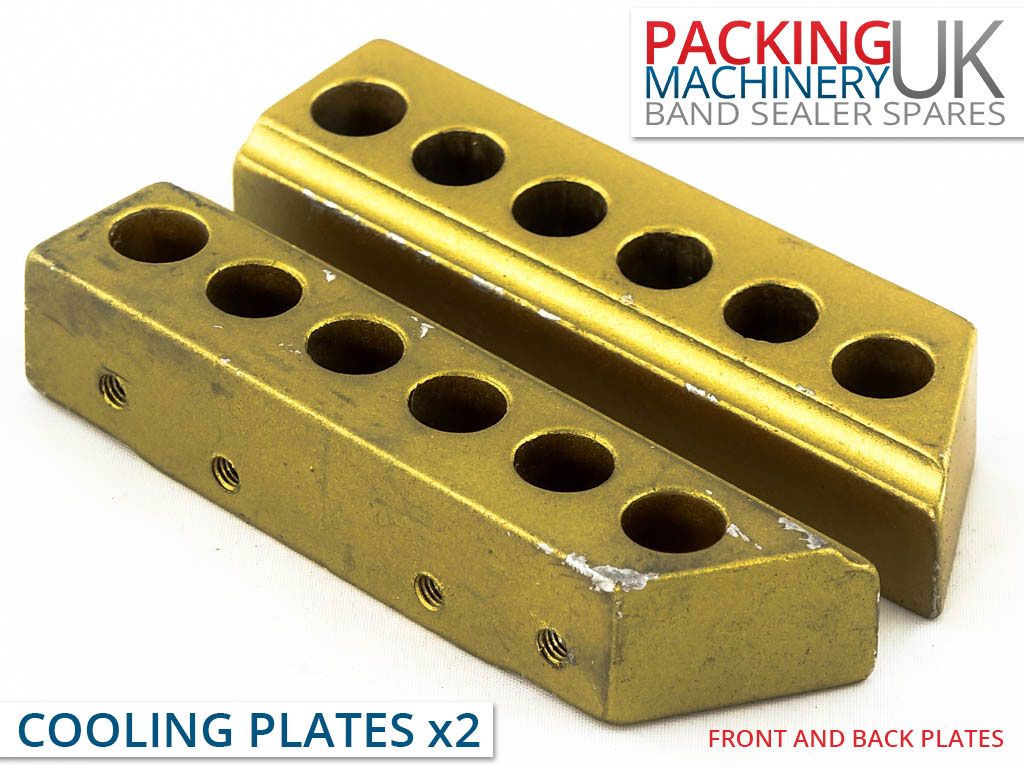 Cooling Blocks (Front & Back Pair) CPS-900