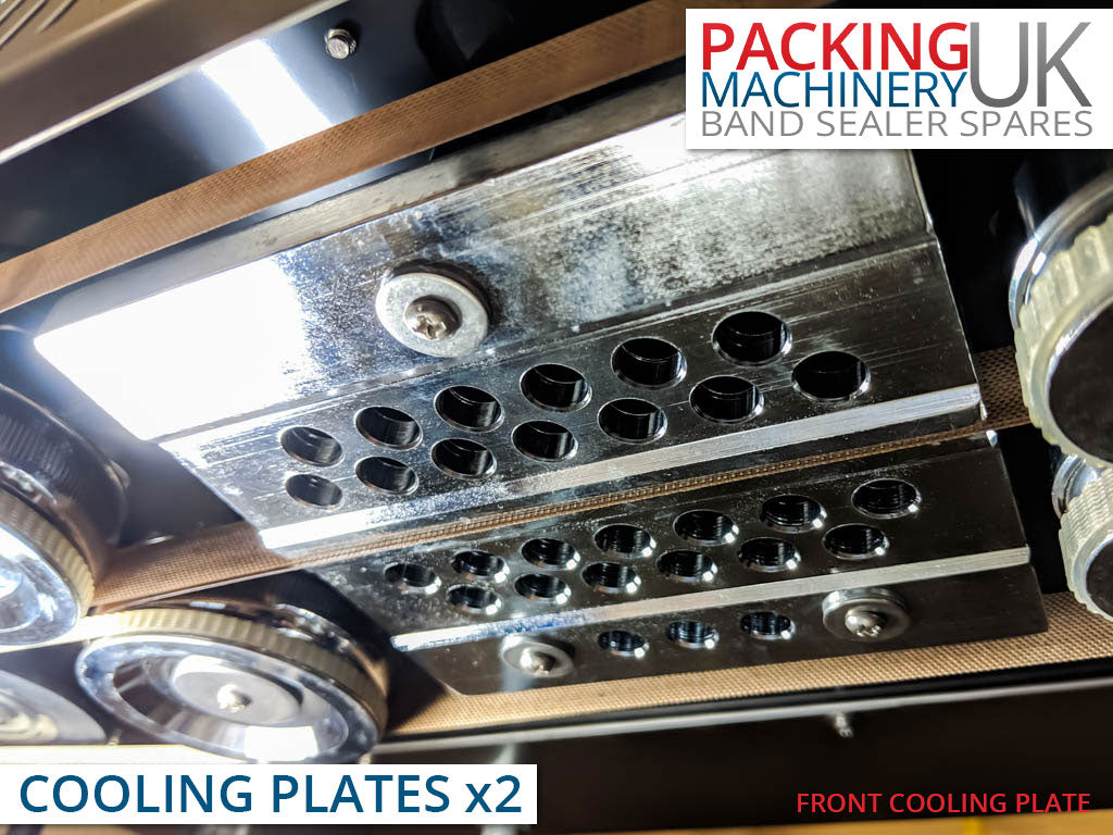Cooling Plates (Front & Back Pair) [for CPS-1400]