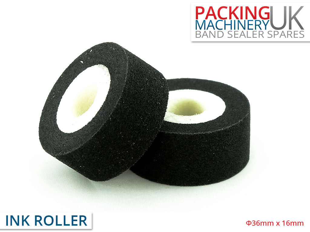 Solid Ink Roller - Ф36mm x 16mm