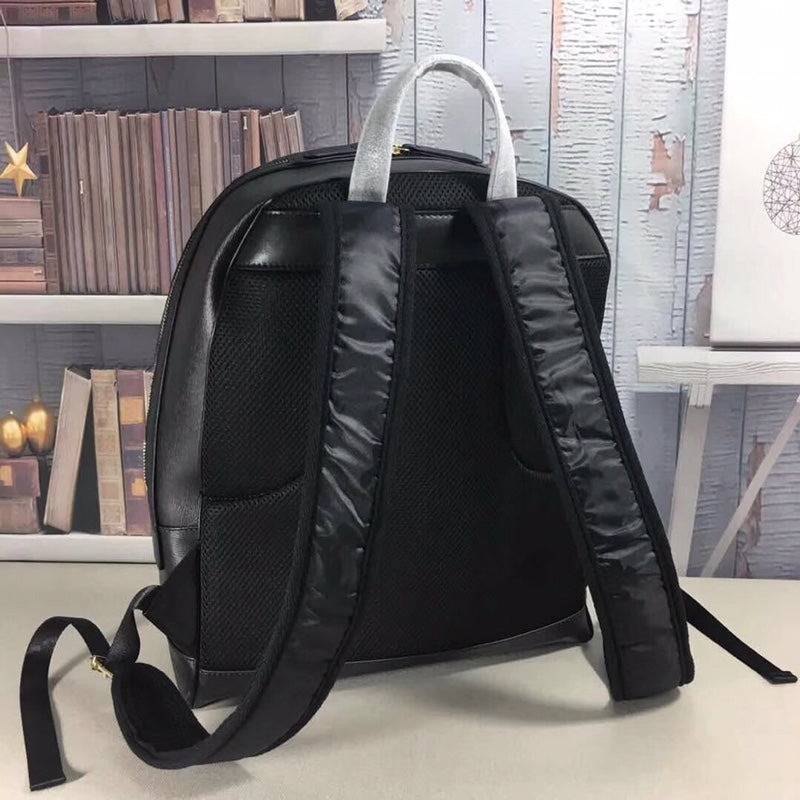 d8504298bf8cff ... Load image into Gallery viewer, Gucci Snake Print GG Supreme Backpack -  LUXURYDESIGNERS ...