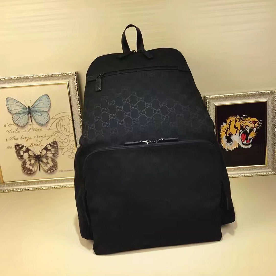 d96c30c5433eed Load image into Gallery viewer, Gucci Supreme gg Backpack - LUXURYDESIGNERS  ...