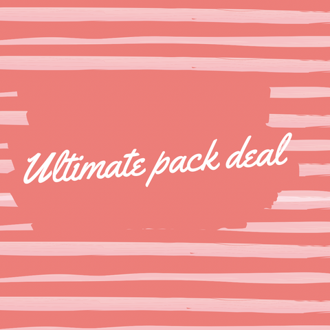 The Ultimate Pack Deal