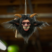 Load image into Gallery viewer, Krampus Ornament - Black