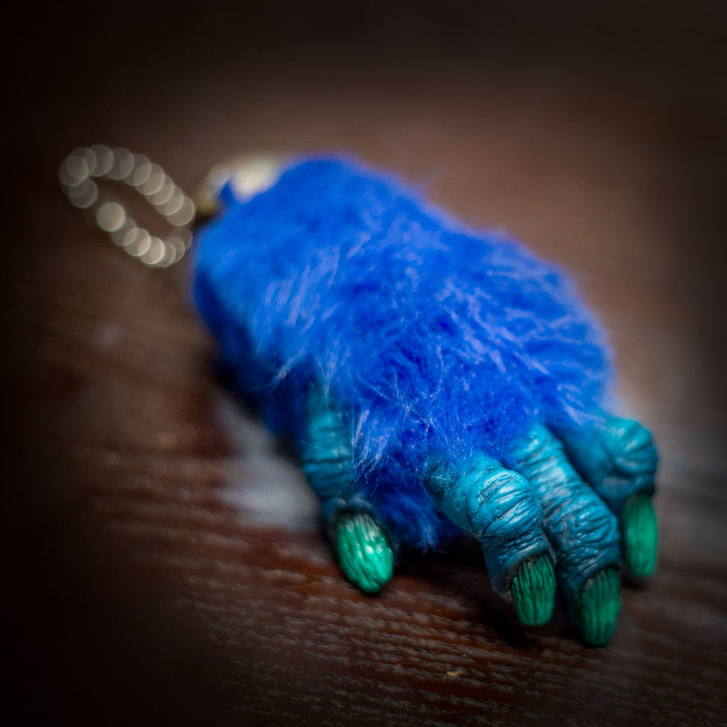 Cursed My Pet Monster Paw