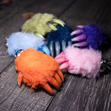 Load image into Gallery viewer, Scare Bear Paw - Purple