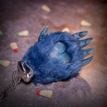 Load image into Gallery viewer, Scare Bear Paw - Blue