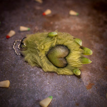 Load image into Gallery viewer, Scare Bear Paw - Green