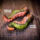 Lovecraftian Cthulhu Tentacle Keychain