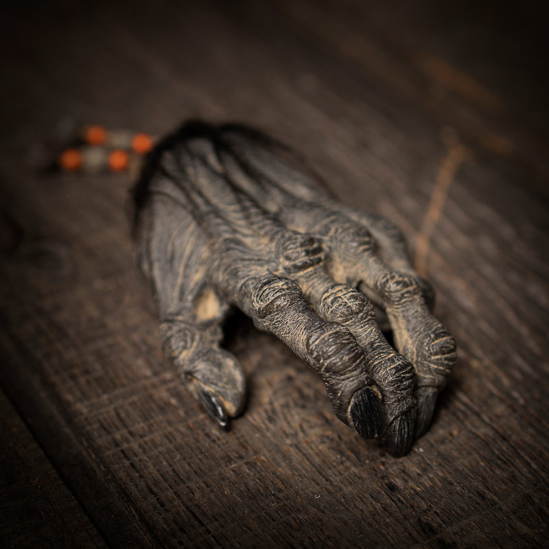Mummified Cursed Monkey Paw
