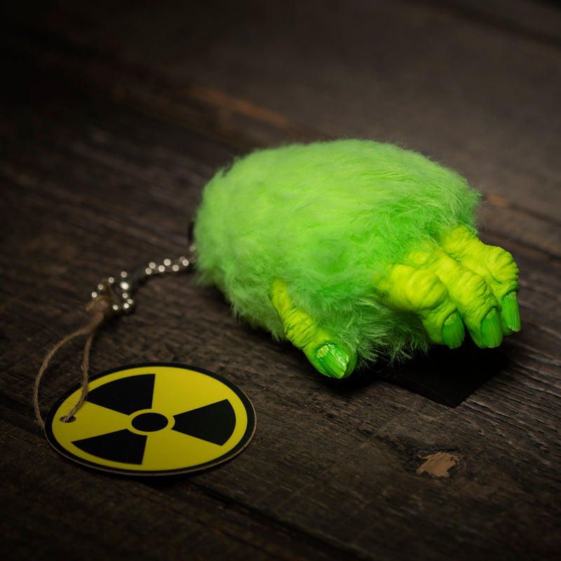 Radioactive Mutant Monkey Paw