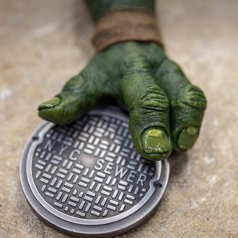 Lucky Mutant Turtle Paw