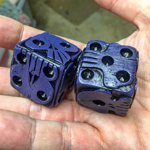 Oogie Boogie Dice - Purple