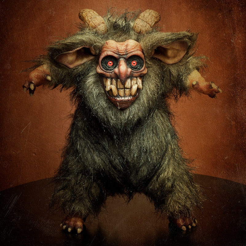 Furry Krampus