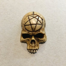 Load image into Gallery viewer, Skull Pin - Pentagram
