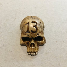 Load image into Gallery viewer, Skull Pin - 13