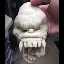 Load image into Gallery viewer, Yeti Head - Unpainted