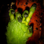 Rat Fink Jumbo Monster Paw