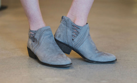 Sadie Grey Booties