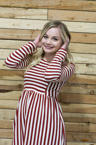 Taylor Stripe Dress