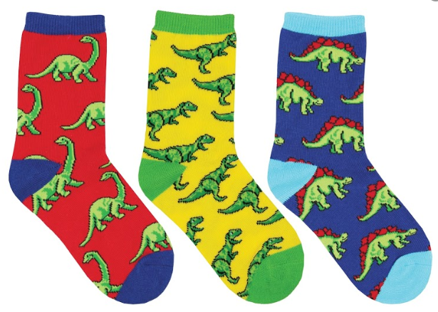 Kids Dino Mite Socks