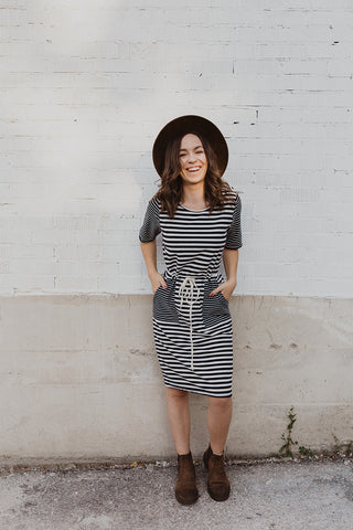 Missy Midi Pocket Dress