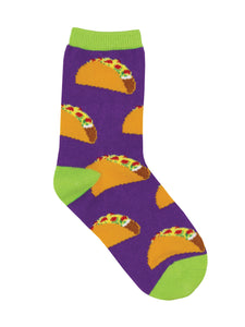 Kids Tacos Socks
